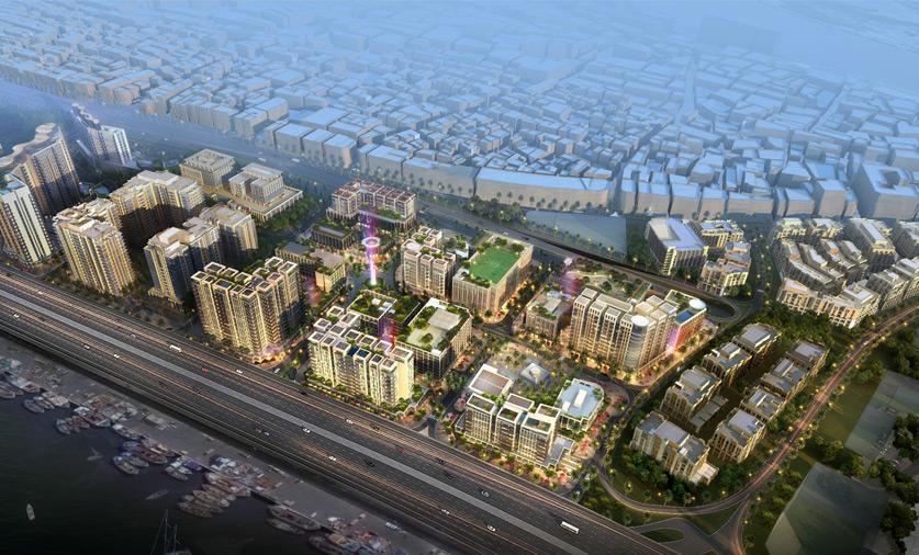 A NEW COMER STEPS INTO DUBAI'S VIBRANT REAL ESTATE MARKET