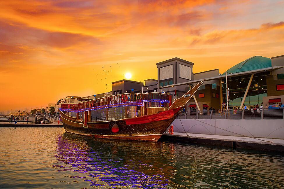 The Waterfront Market - Ithra Dubai