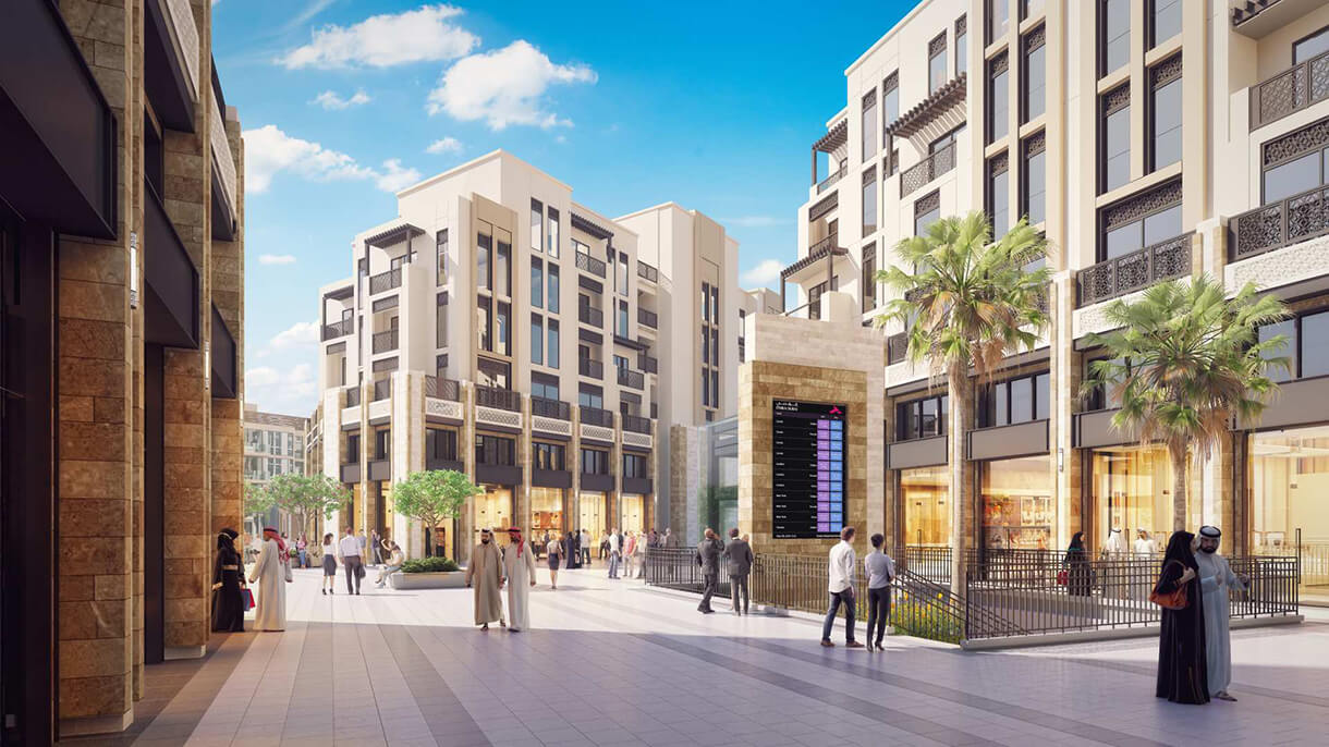 The Gold Souk Extension Announced as part of Deira Enrichment Project