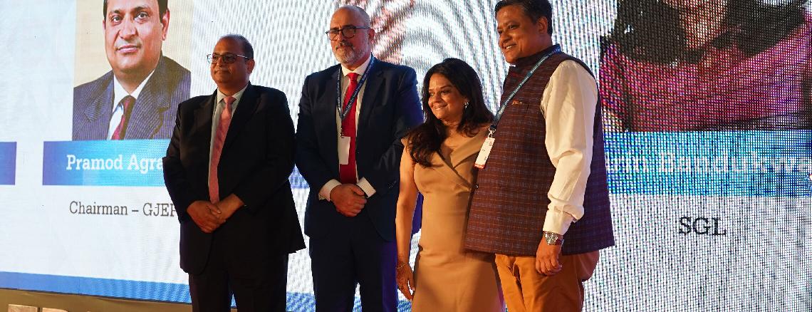 Ithra Dubai Developer of the Dubai Gold Souk Extension, Main Sponsor at The Retail Jeweller India Forum 2020