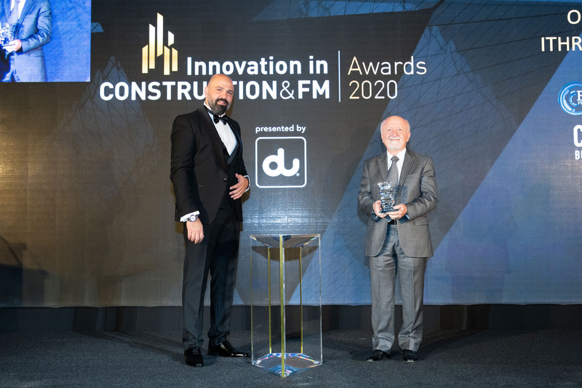 """One Za'abeel Wins """"Best Innovative Project of The Year"""" Award for the Second Consecutive Year"""